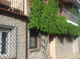 Casa rural El caño, Mingorría
