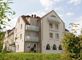 Hotel Donauhof, Emmersdorf an der Donau