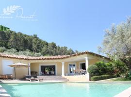 Villa Casalive, Solliès-Pont