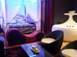 luxury suite, 시엠포주엘로스