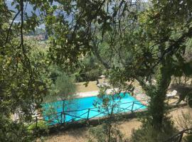 Villa Romena, Fiesole