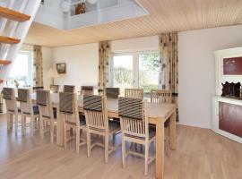 Five-Bedroom Holiday Home in Vra, Vrå