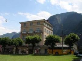 Albergo Basodino, Cevio
