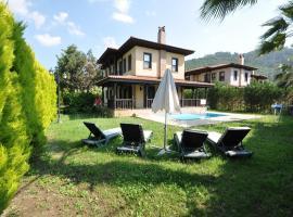 Villa Sedir 1, Camlıkoy