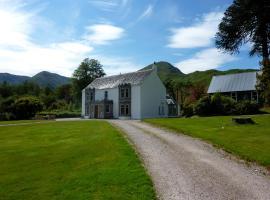 Kingairloch House Bed & Breakfast, Kingairloch