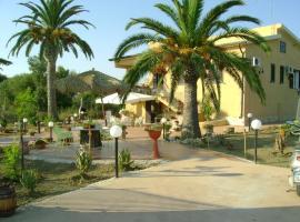 Villa dei giardini, San Leone
