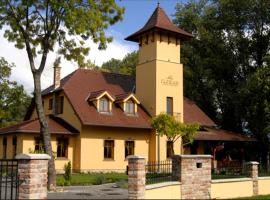 St. Florian Restaurant & Pension, Vrakúň