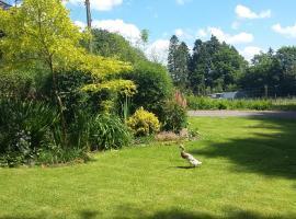 Cerdyn Villa, Llanwrtyd Wells