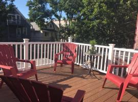 AWESOME & BIG House 4BR/1fullBath+ 2 free Parking, Somerville