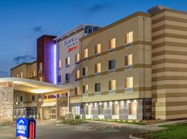 Fairfield Inn & Suites by Marriott Warrensburg, Warrensburg