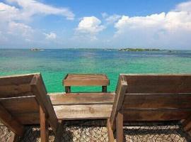 Kalua Getaway - Private Island, Isla Pavitos