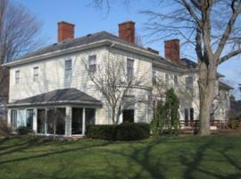Farrell House Lodge, Sandusky