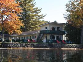 Adirondack Motel, Saranac Lake
