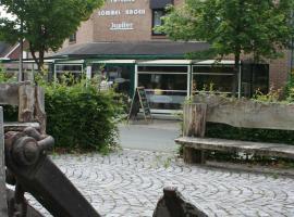 Hotel Lommel Broek, Kerkhoven