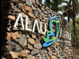 Alau Alau Boutique Resort Hotel, Kalianda
