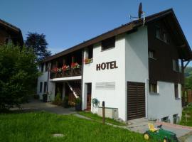 Hotel Bahnhof, Giswil