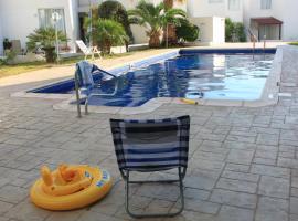 Peyia - Evros Apartment Sea & Pool View, Peyia