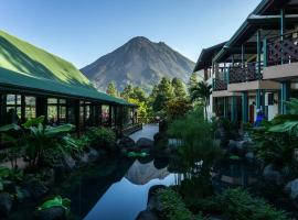 Arenal Observatory Lodge Spa