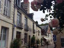 appart hotel des chateaux de la Loire, Azay-le-Rideau