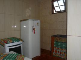 Kitchenettes dos Ipes, Barra de São João