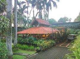 Villa Caringin, Bogor