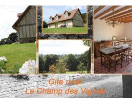 Le Champ des Vignes, Le Val-Saint-Père