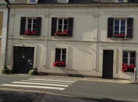Le Chaton Rouge, Saint-Pierre-du-Lorouër