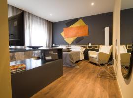 Rechigi Hotel, Mantova