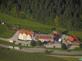 Hotel Seltenbacher Hof, ツットリンゲン
