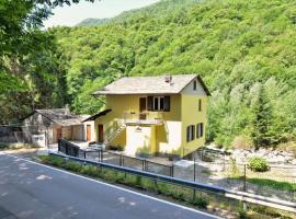 Ai Mulini Val Masino, Ardenno
