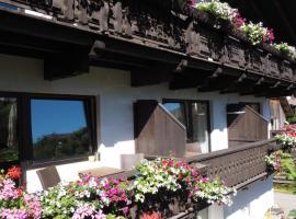 Haus Brabant, Ehrwald