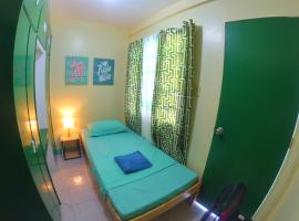 NoMadsMNL Backpackers Homestay, Manille