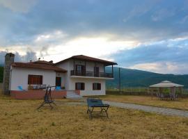 My Home In Olympus, Pyrgetós