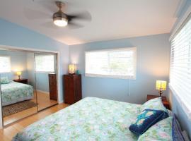 Comfortable Kailua Home, new spit A/C, very clean, Kailua
