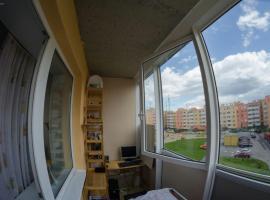 Apartments on Parkovaya 18, Peterhof