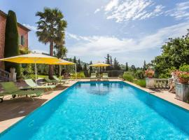 Mas Du Roc Bed & Breakfast, Grasse
