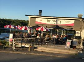 Immeln Cafe Bistro Camping, Immeln