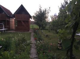 Wooden Cabins, Baile Unu Mai