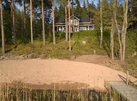 Holiday Home Villa satumaa, Böle