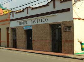 Hotel Pacifico, Palmira