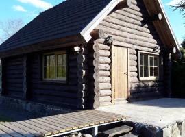 Vilivere Sauna, Kohila