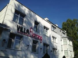 Villa Flaming, Sopot
