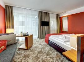 AlpenParks Hotel & Apartment Maria Alm, Maria Alm am Steinernen Meer