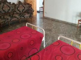 Rosaria bed, Tuglie