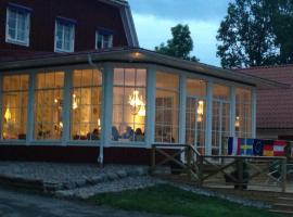Staby Gårdshotell, Högsby