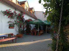 Penzion Fontána, Dolní Dunajovice
