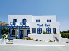 Hotel Eleni, Adámasz