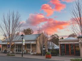 The Manna of Hahndorf, Hahndorf