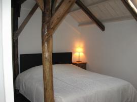 't Korensant appartement en groepsaccommodatie, Kloosterburen