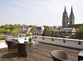 Best Western Plus Hôtel des Francs, Soissons